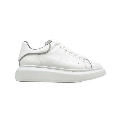 Женские кроссовки Alexander McQueen Luxe Reflect-White