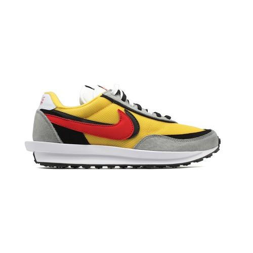 Мужские кроссовки Nike LDV Waffle x Sacai Grey