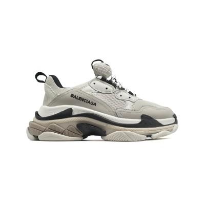 Купить Женские кроссовки Balensiaga Triple S Grey