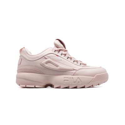 Купить Женские кроссовки FILA Disruptor 2 Pink Logo