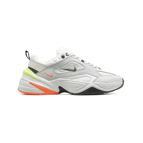 Мужские кроссовки Nike M2K Tekno White-Orange