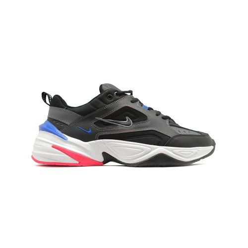Мужские кроссовки Nike M2K Tekno Black-Red