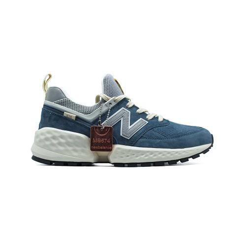 New Balance Мужские 574 Sport V2 - Blue
