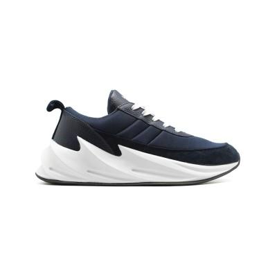 Купить мужские Adidas Shark - Navy - BeInkeds.ru