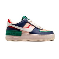 Женские кроссовки Nike Air Force 1 Shadow «Mystic Navy»