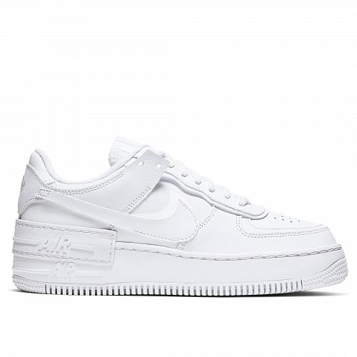 Женские кроссовки Nike Air Force 1 Shadow White