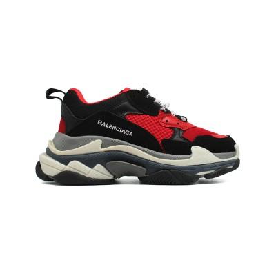 Купить Женские кроссовки Balensiaga Triple S Red