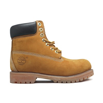 Мужские ботинки Timberland 10061 Yellow - BeInKeds.ru
