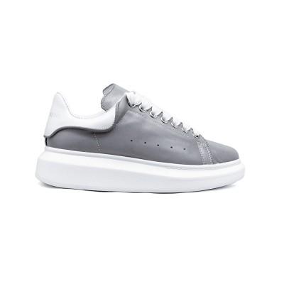 Купить Женские кроссовки Alexander McQueen Luxe Reflective Grey