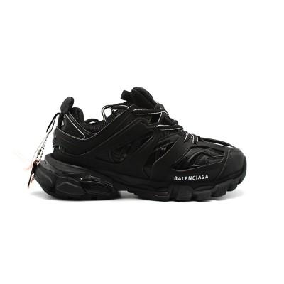 Купить Женские кроссовки Balensiaga Track Trainer Black