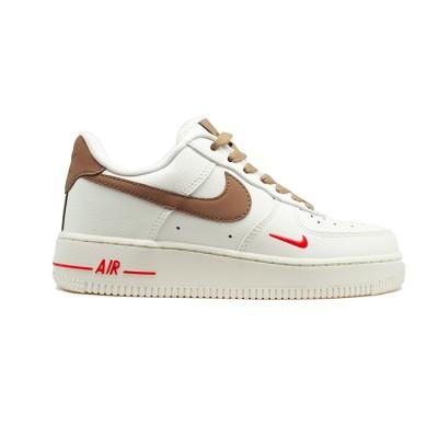 Заказать Мужские кроссовки Nike Air Force 1 Yohood Rice White сейчас!