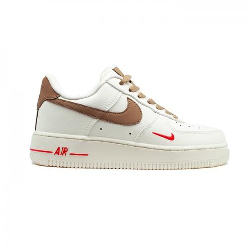 Мужские кроссовки Nike Air Force 1 Yohood Rice White