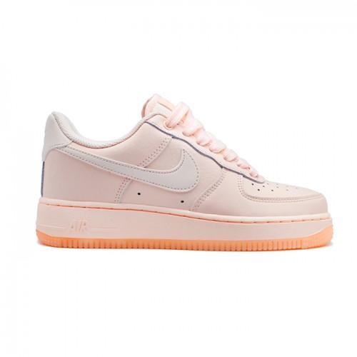 Женские кроссовки Nike Air Force 1 07 Crimson Tint Womens