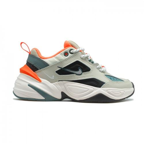 Женские кроссовки Nike M2K Tekno TURF ORANGE