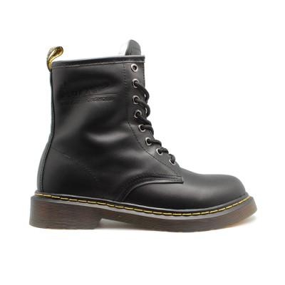 Женские ботинки с мехом Timberland Dr. Martens Black 1 - BeInKeds.ru