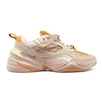 Мужские зимние кроссовки Nike M2K Tekno Linen & Wheat & Ale Brown