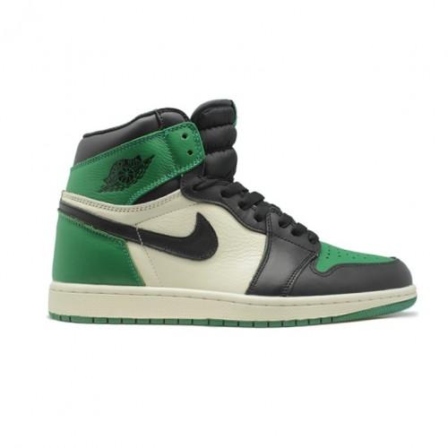 Мужские кроссовки Nike Air Jordan 1 RETRO PINE GREEN