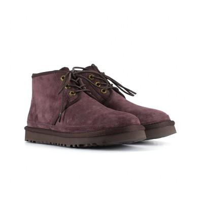 Men Boots Neumel Chocolate