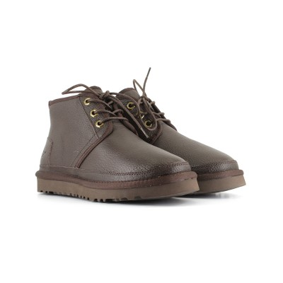 Men Boots Neumel Metallic Chocolate