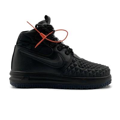 Заказать Мужские кроссовки Nike Lunar Force 1 Duckboot Black сейчас!
