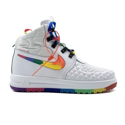 Заказать Женские кроссовки Nike Lunar Force 1 Duckboot White Multicolor сейчас!