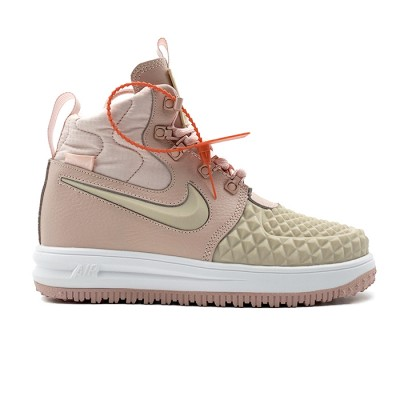 Заказать Женские кроссовки Nike Lunar Force 1 Duckboot Pink сейчас!