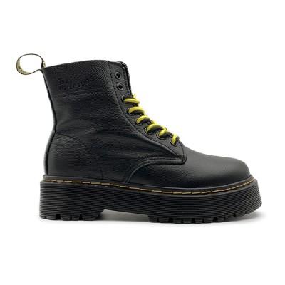 Женские ботинки Dr. Martens Black Jadon  - BeInKeds.ru