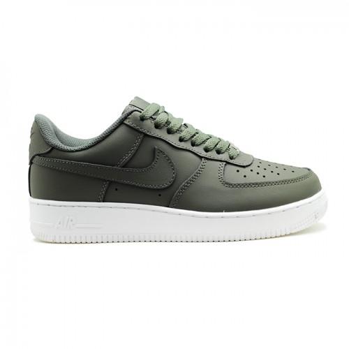 Женские кроссовки Nike Air Force AF-1 Low Khaki