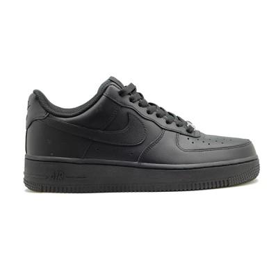 Купить Мужские кроссовки Nike Air Force AF-1 Low Black
