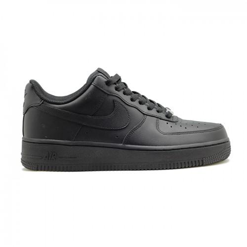 Женские кроссовки Nike Air Force AF-1 Low Black