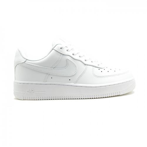 Женские кроссовки Nike Air Force AF-1 Low White