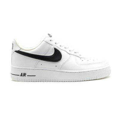 Купить Мужские кроссовки Nike Air Force AF-1 Low White-Black
