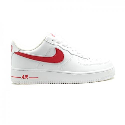 Женские кроссовки Nike Air Force AF-1 Low Red