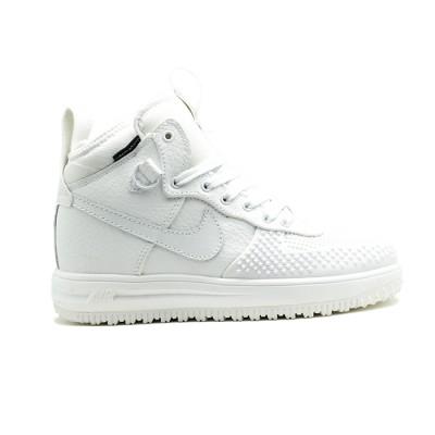 Заказать Женские кроссовки Nike Lunar Force 1 Duckboot White сейчас!