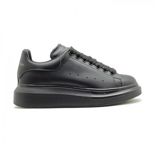Женские кроссовки Alexander McQueen Luxe Total Black