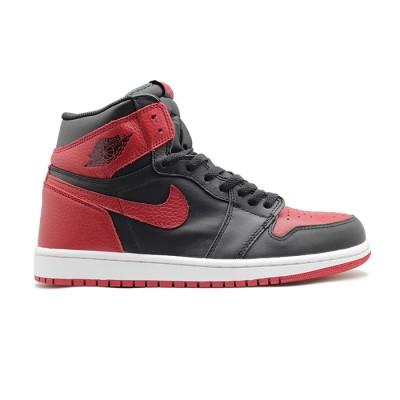 Купить Мужские кроссовки Nike Air Jordan Retro Hight OG Bred Banned GS