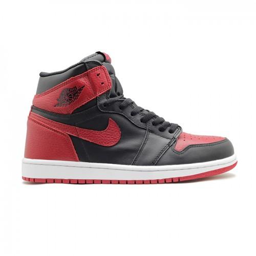 Мужские кроссовки Nike Air Jordan Retro Hight OG Bred Banned GS