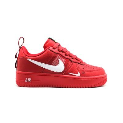 Заказать женские кроссовки Nike Air Force 1 Low SE Premium Red сейчас!