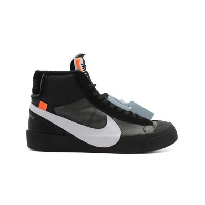 Купить Мужские кроссовки Nike Blazer Mid x OFF White Grim Reaper на beinkeds.ru