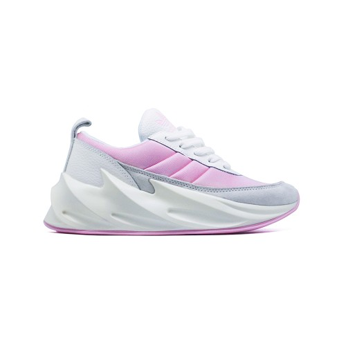 Кроссовки женские Adidas Shark Pink
