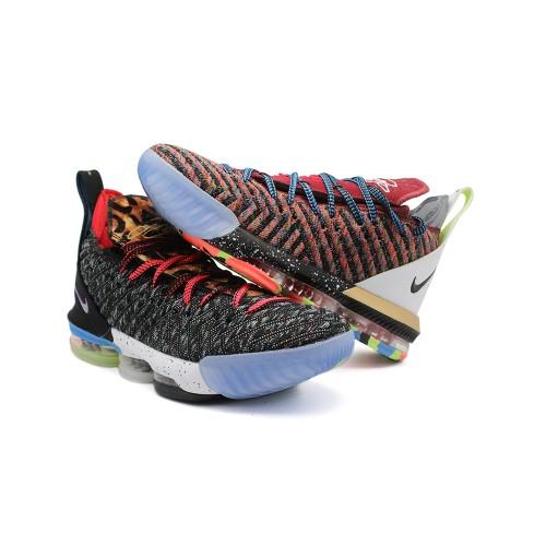 "Мужские кроссовки Nike LeBron 16 ""WHAT THE"""
