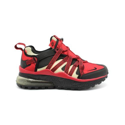 Мужские кроссовки Nike Air Max 270 Bowfin University Red Zitron Black