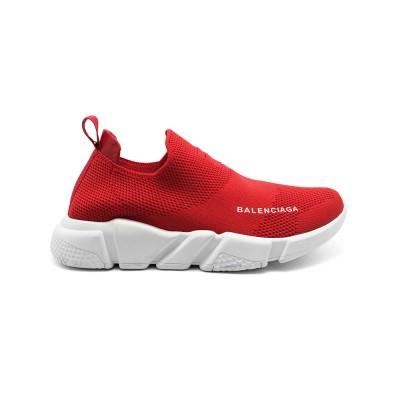 Купить Женские кроссовки Balensiaga Speed Trainer Low Cut Red