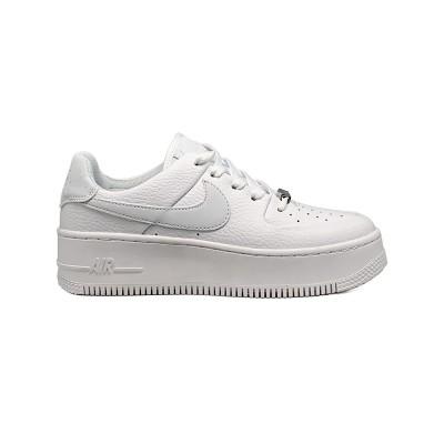 Купить Женские кроссовки Nike Air Force AF-1 Low White 1