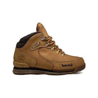 Мужские ботинки с мехом Timberland Euro Sprint Luxury PAck Chestnut - BeInKeds.ru