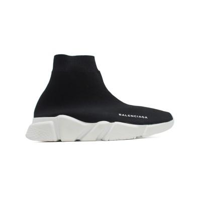 Купить Женские кроссовки Balensiaga Supreme Speed Trainer Black-white