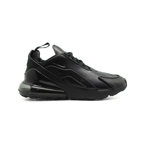 Женские кроссовки Nike Air Max 270 x OFF White Leather Black