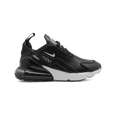 Купить женские кроссовки Nike Air Max 270 x OFF White Leather Black-white за 6290 рублей!