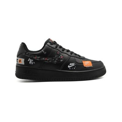 Купить Мужские кроссовки Nike Air Force 1 Low Black x OFF White на beinkeds.ru