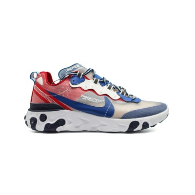 Купить Мужские кроссовки Nike 87 Jun Takahashi Red Blue за 7690 рублей!